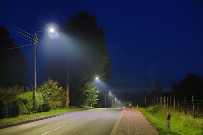 Energa Modernizuje Oświetlenie Uliczne W Koszalinie